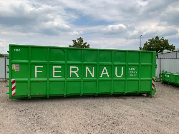 40 Kubikmeter Container